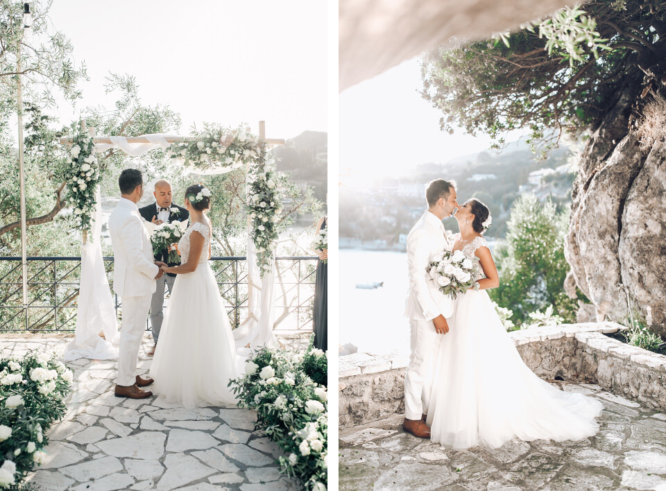 Micro Wedding Corfu
